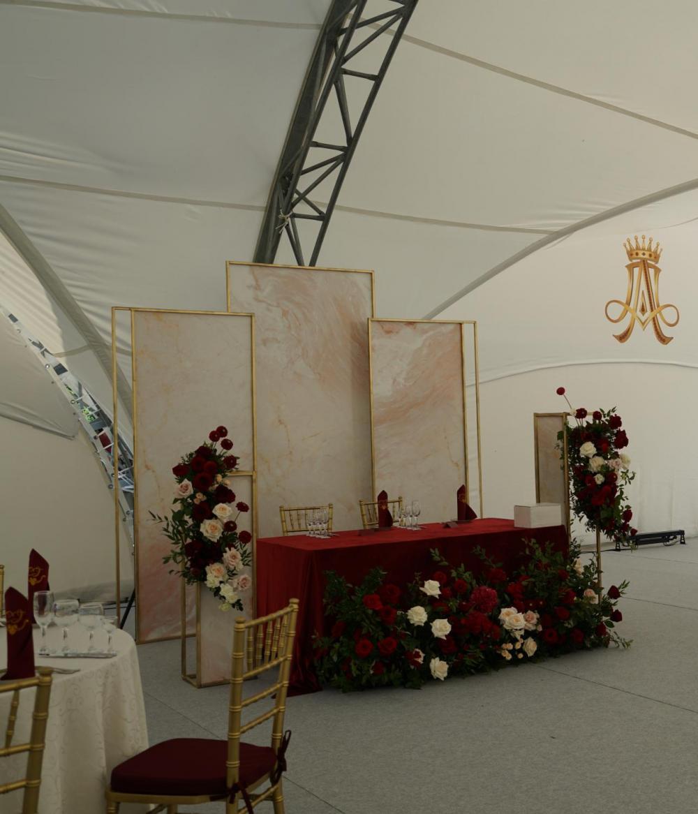 Атмосфера свадебной церемонии